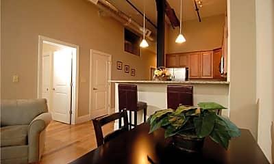 Kitchen, 12 Eagle St 407, 1