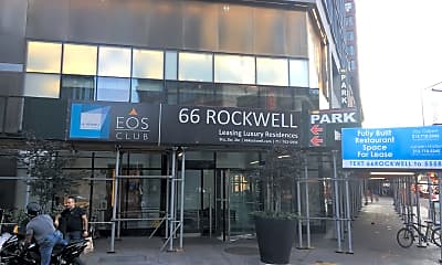 66 ROCKWELL PLACE, 1