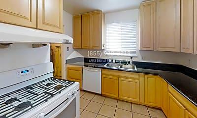 Kitchen, 1612 Elm Street, 1