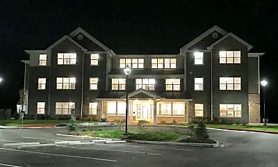 Building, Newberry Apartments, 0