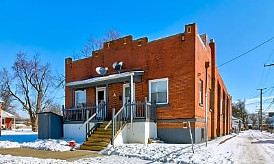 Building, 228 S Highland Ave, 1