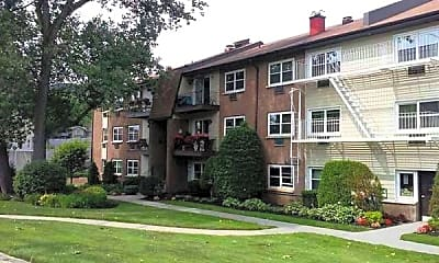 Building, Eagle Rock Apartments of South Nyack, 1