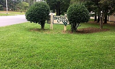 Burton Creek Apartments- Family Low income hosuing, 1