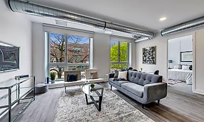 Living Room, 1317 W Loyola Ave 2C, 0