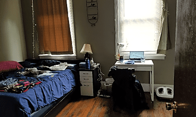 Bedroom, 2610 South St, 1