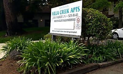 Villa Creek, 1