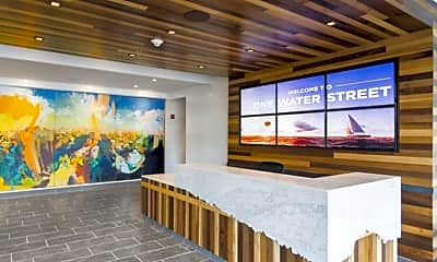 Living Room, 234 N Christopher Columbus Blvd 809, 0