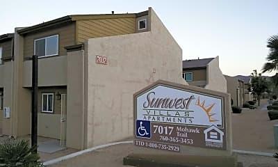 Sunwest Villas, 1