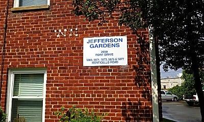 Jefferson Gardens Apartments, 1