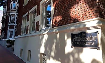 Ambassador Condominiums, 1