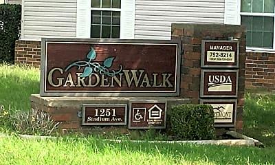 Garden Walk, 1