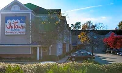 Building, InTown Suites - Newport News North (ZNV), 0