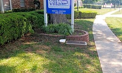 Park Villa apartments, 1