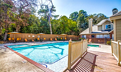 Pool, Tranquility Grove Townhomes, 2