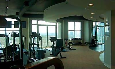 Fitness Weight Room, 250 Pharr Rd NE 316, 1