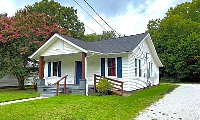 Building, 105 S Elm St, 2