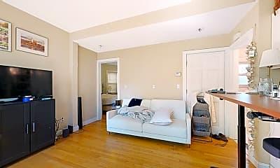 Bedroom, 214R Harvard St., #1, 0