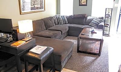 Living Room, 1538 S Opal St, 1