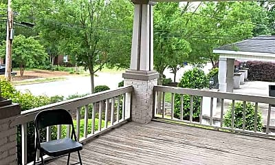 Patio / Deck, 1407 E North St A, 2