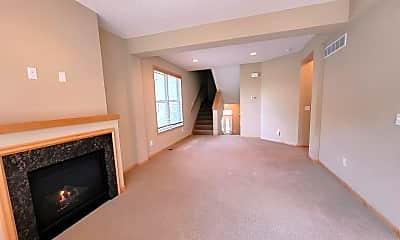 Living Room, 10747 Falling Water Ln, 1