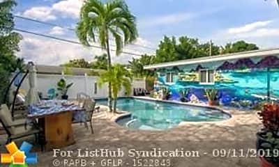 Pool, 1517 NE 17th Terrace, 1