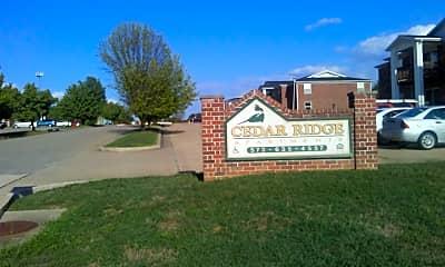 Cedar Ridge, 1