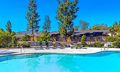 Pool, The Arbors at Magnolia Park, 1