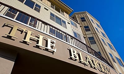 Building, The Blakely, 2