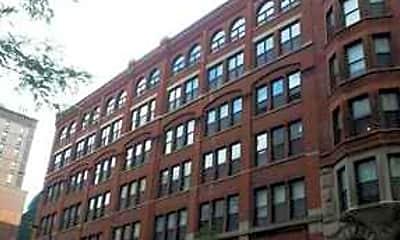 Building, 525 South Dearborn, 0