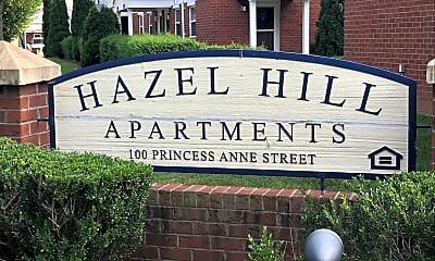 Hazel Hill, 1