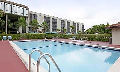 Pool, Lake Royale Rentals, 1
