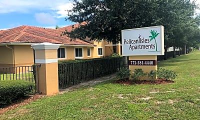Pelican Isles Apartments, 1