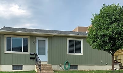 Building, 214 Cheyenne St, 0