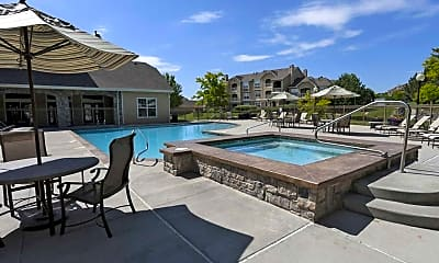 Pool, Stone Cliff Heights, 0