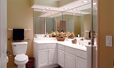 Bathroom, RidgeGate Apartments, 2