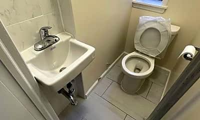 Bathroom, 358 Broome St, 2