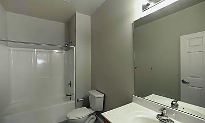 Bathroom, Alton Pointe Apartments, 2
