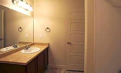 Bathroom, 2550 South Main Apartments, 2