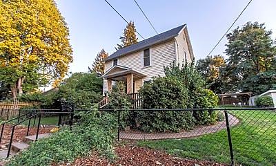 Building, 1215 Eugene St, 0