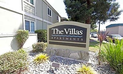Community Signage, The Villa's, 2