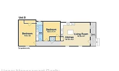 Bedroom, 1562 N Prieur St, 2