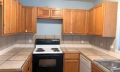 Kitchen, 1512 Clouet St, 1