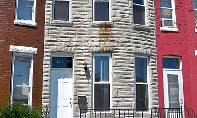 Building, 3224 Barclay St, 0