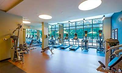 Fitness Weight Room, 167 S Huntington Ave, 2