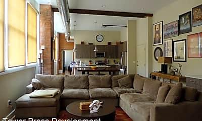 Living Room, 1260 W 4th St, 1