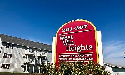 Community Signage, 201 3rd Ave, 1