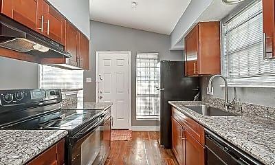 Kitchen, 9550 Deering Dr, 1