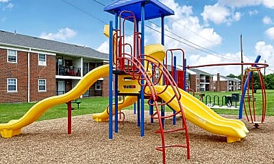 Playground, Windsor Castle Apartments, 2