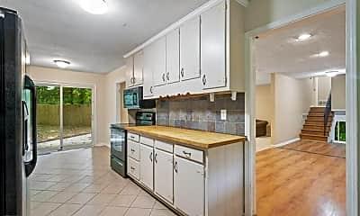 Kitchen, 4659 Canyon Creek Trail, 1