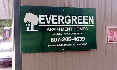 Evergreen Apartment Homes, 1